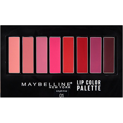 MaybellineLipStudio Lip Color Palette