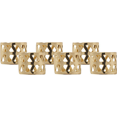 Riviera Metal Hair Cuffs
