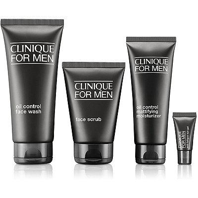 CliniqueClinique For Men Set - Oily Skin