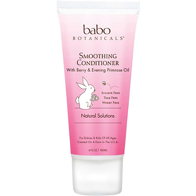 Babo Botanicals Online Only Smoothing Conditioner