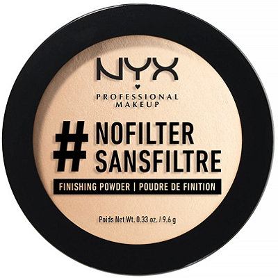 NYX Professional Makeup %23NoFilter Finishing Powder