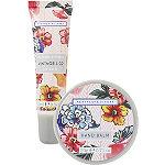 Vintage & Co Patterns and Petals Hand & Lip Set