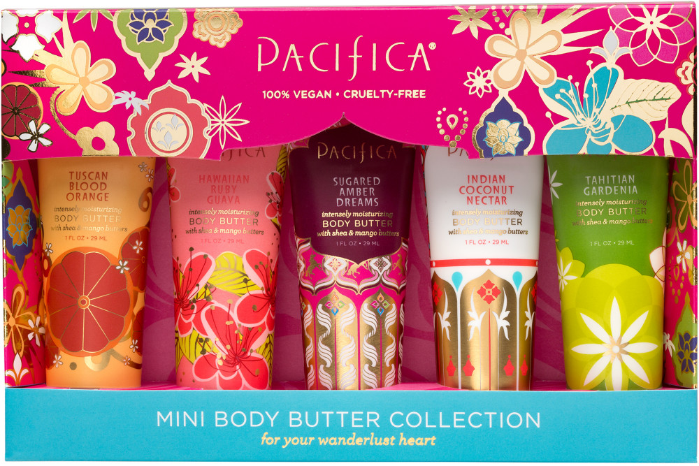 7959556cfb Mini Body Butter Collection