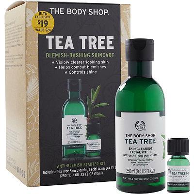 The Body ShopTea Tree Anti-Blemish Starter Kit Duo Gift Set