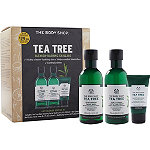 The Body Shop Tea Tree Anti-Blemish Routine Kit