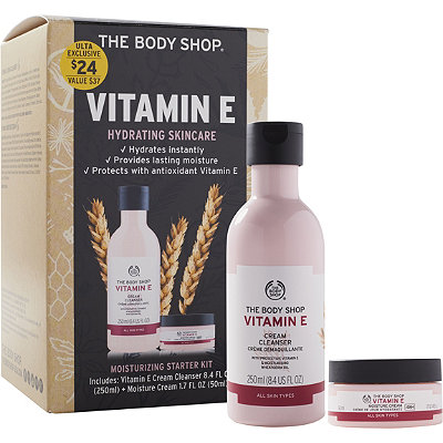 The Body Shop Vitamin E Moisturizing Duo Starter Kit