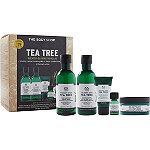 The Body Shop Tea Tree Anti-Blemish Deluxe Kit