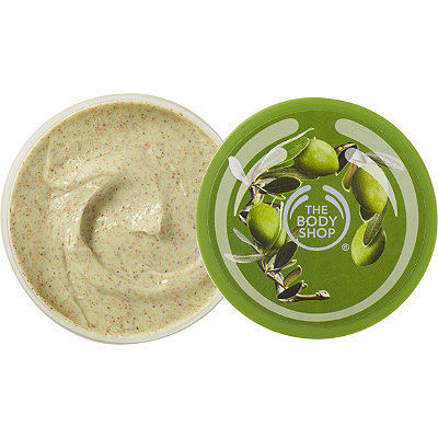 The Body Shop Olive Body Scrub