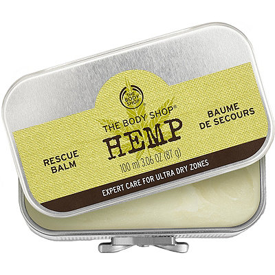 The Body Shop Hemp Rescue Balm
