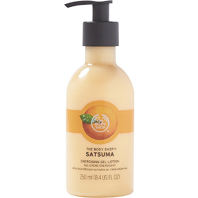 The Body Shop Satsuma Body Puree