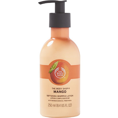 The Body Shop Mango Body Lotion