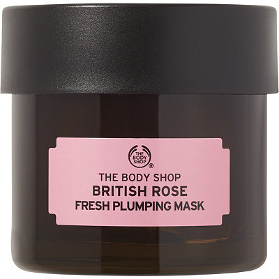 The Body ShopBritish Rose Fresh Plumping Mask