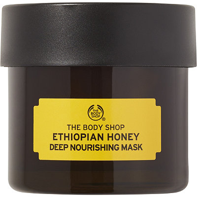 The Body Shop Ethiopian Honey Deep Nourishing Mask