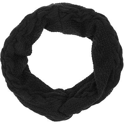 Capelli New YorkTubular Cable Black Head Wrap
