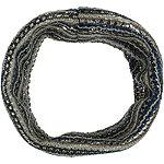 Crochet Stripe Navy Head Wrap