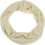 Silk Tubular Ivory Head Wrap
