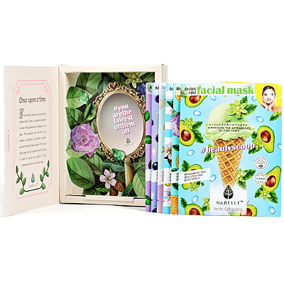 BiobelleOnline Only My Diary of Beauty Secrets Facial Masks