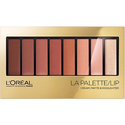 L'OréalColor Riche La Palette Lip Nude