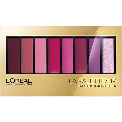 L'Oréal Color Riche La Palette Lip Plum