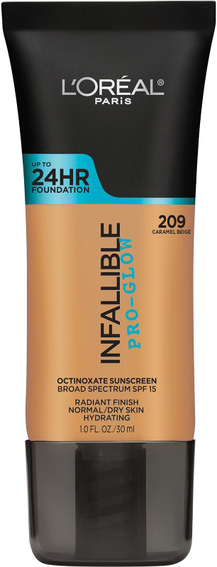 Infallible Pro-Glow Foundation by L'Oreal