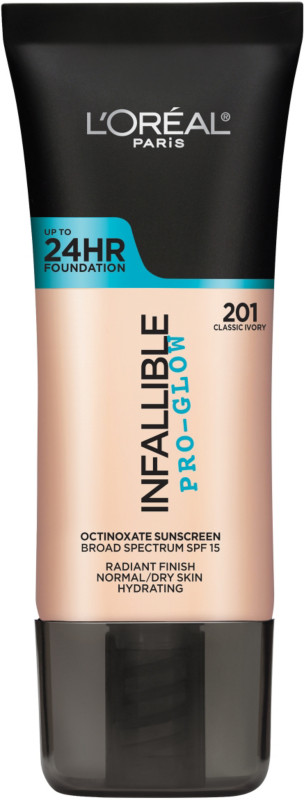 Infallible Pro-Glow Foundation by L'Oreal #12