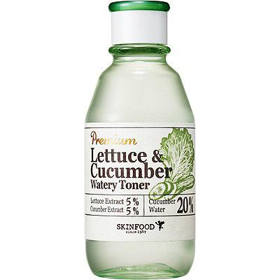 SkinfoodPremium Lettuce %26 Cucumber Watery Toner