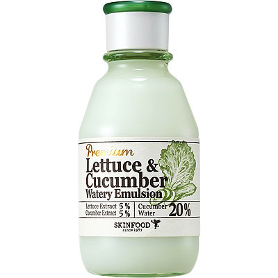 Skinfood Premium Lettuce %26 Cucumber Water Emulsion