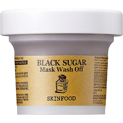 SkinfoodWash Off Black Sugar Mask