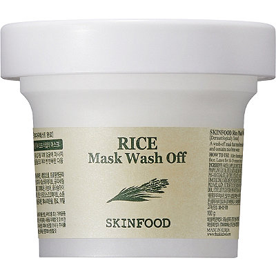 Wash Off Rice Mask