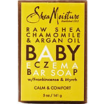 SheaMoisture Online Only Raw Shea Chamomile & Argan Oil Baby Eczema Bar Soap