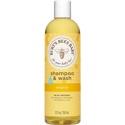 Burt's Bees Online Only Baby Bee Tear Free Shampoo %26 Wash