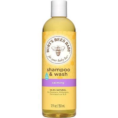Burt's BeesOnline Only Baby Bee Calming Shampoo %26 Wash