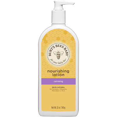 Burt's Bees Online Only Baby Bee Nourishing Calming Lotion
