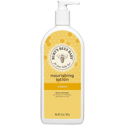 Burt's Bees Online Only Baby Bee Nourishing Lotion