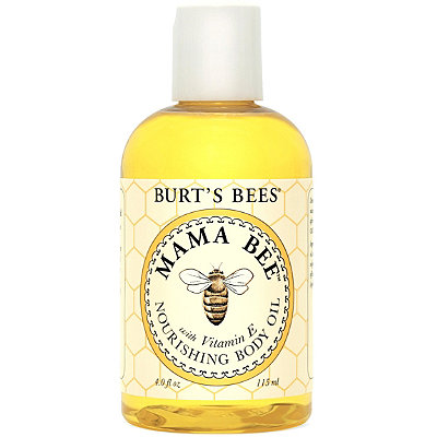 Burt's Bees Online Only Mama Bee Nourishing Body Oil