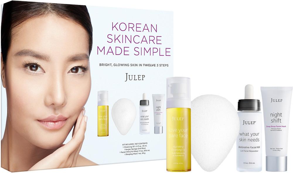 korean skin care set