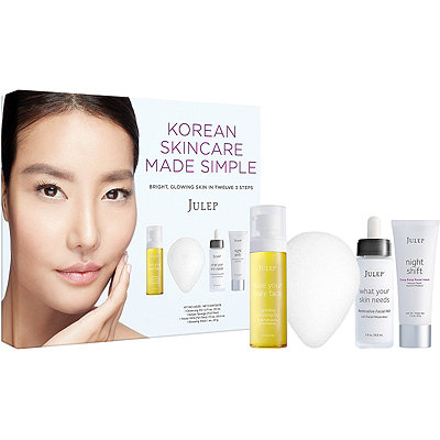Julep Korean Skincare Made Simple Kit