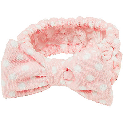 The Vintage Cosmetic CompanyDolly Bow Make-Up Headband