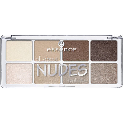 EssenceAll About Nudes Eyeshadow Palette