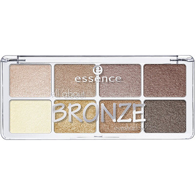 All About Bronze Eyeshadow Palette