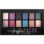 The Graffiti Nudes Eyeshadow Palette