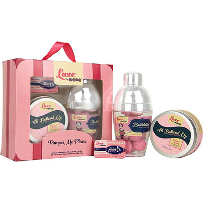 Mr Bubble Original Bubble Pamper Me Please Gift Set