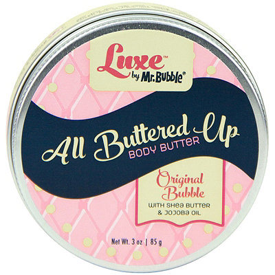 Mr BubbleTravel Size All Buttered Up Body Butter