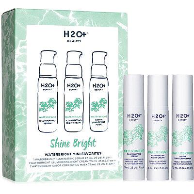 H2O PlusShine Bright Waterbright Mini Favorites
