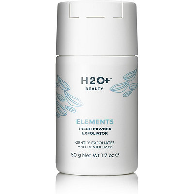H2O Plus Elements Fresh Powder Exfoliator