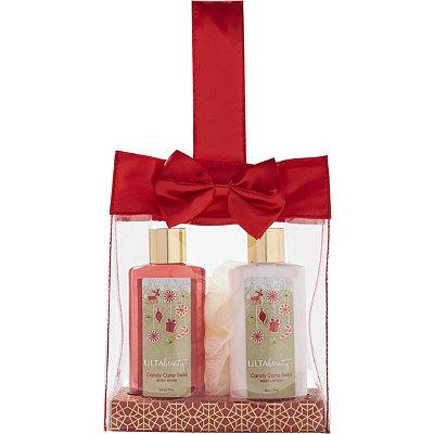 ULTACandy Cane Satin Bow Gift Set
