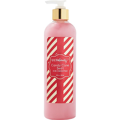 ULTA Candy Cane Swirl 3 in 1 Smoothie