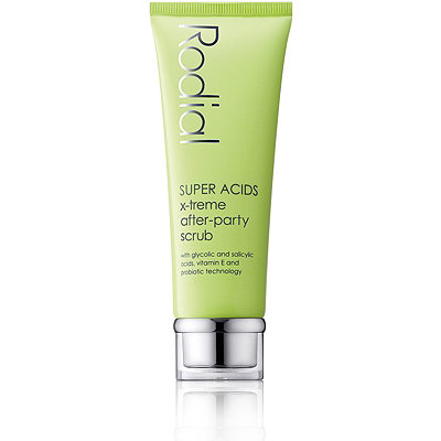 Rodial Online Only SUPER ACIDS X-Treme After-Party Scrub