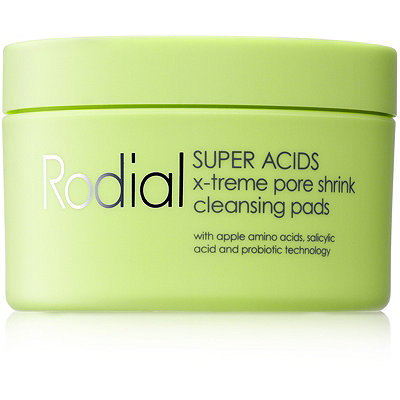 Rodial Online Only SUPER ACIDS X-Treme Pore Shrink Cleansing Pads