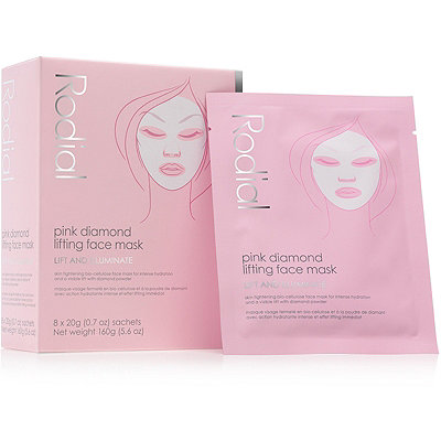 Online Only Pink Diamond Lifting Face Mask